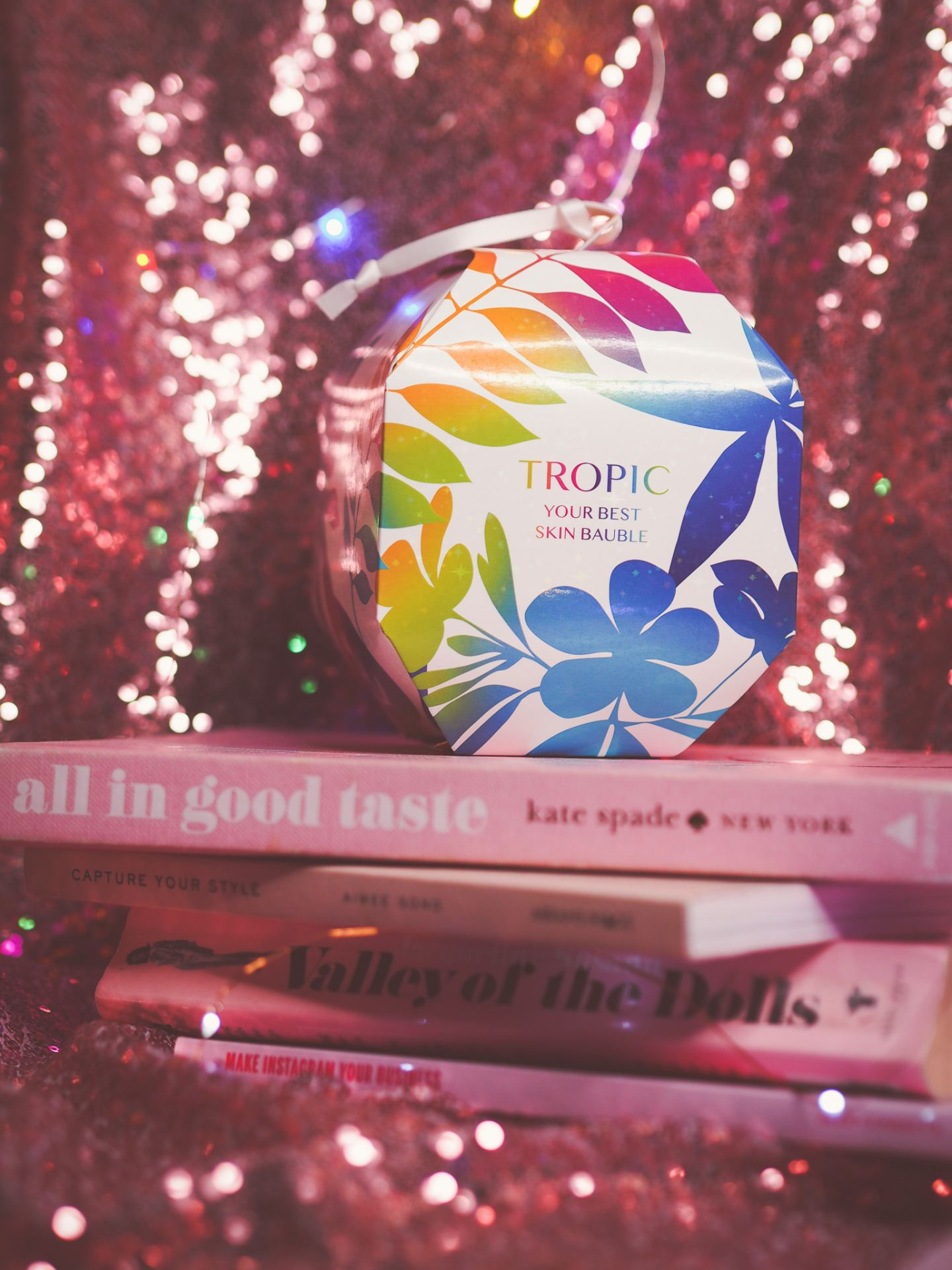Tropic Skin Care Bauble Christmas 2020 review gift gifts