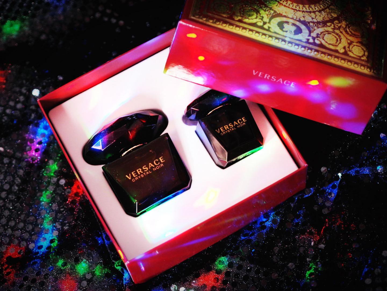 Versace 'Crystal Noir'Gift Set