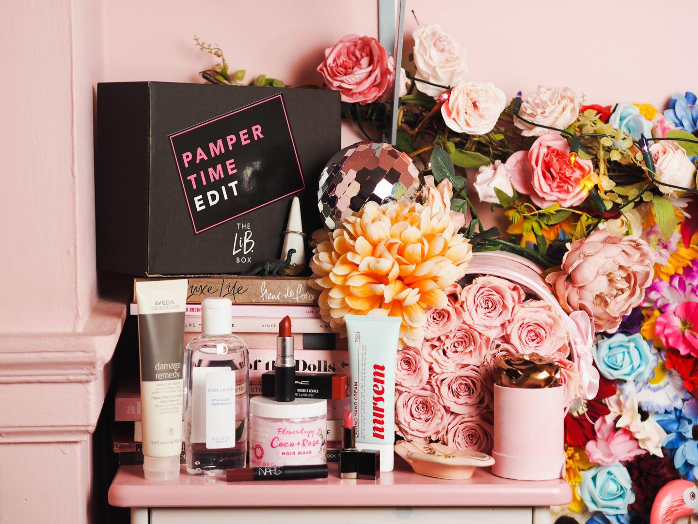 What's Inside My Latest In Beauty Box! nurseum hand cream mac chilli lipstick