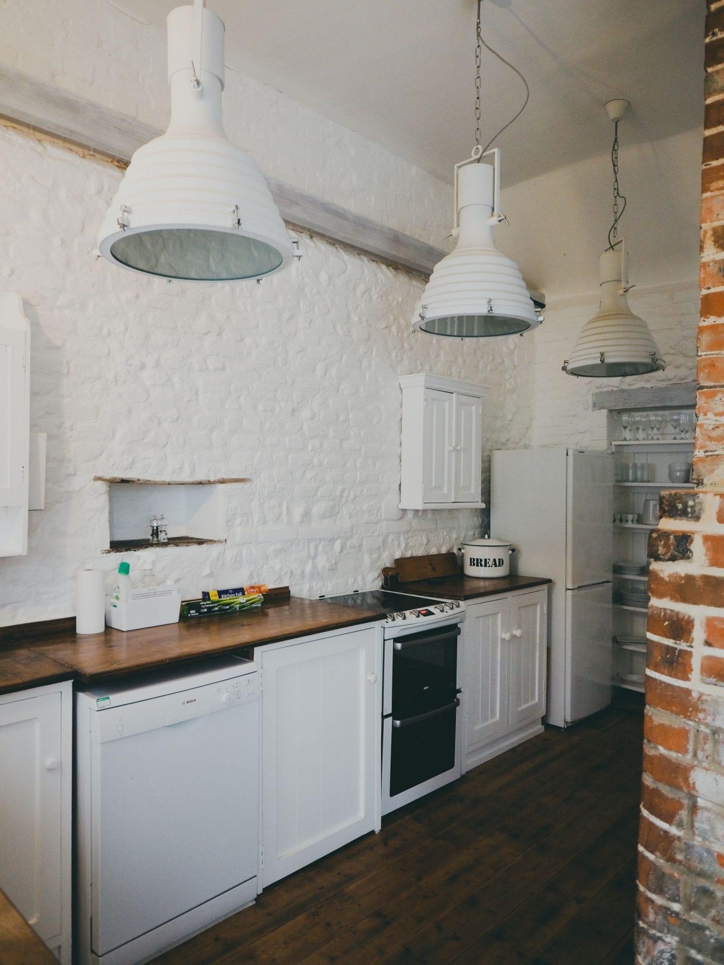 english country kitchen beams ideas design lights lighting