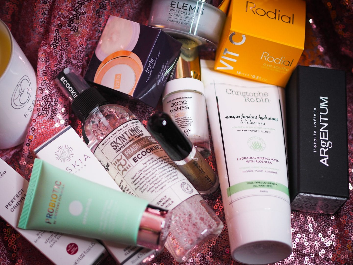 glossybox grazia advent calendar 2020