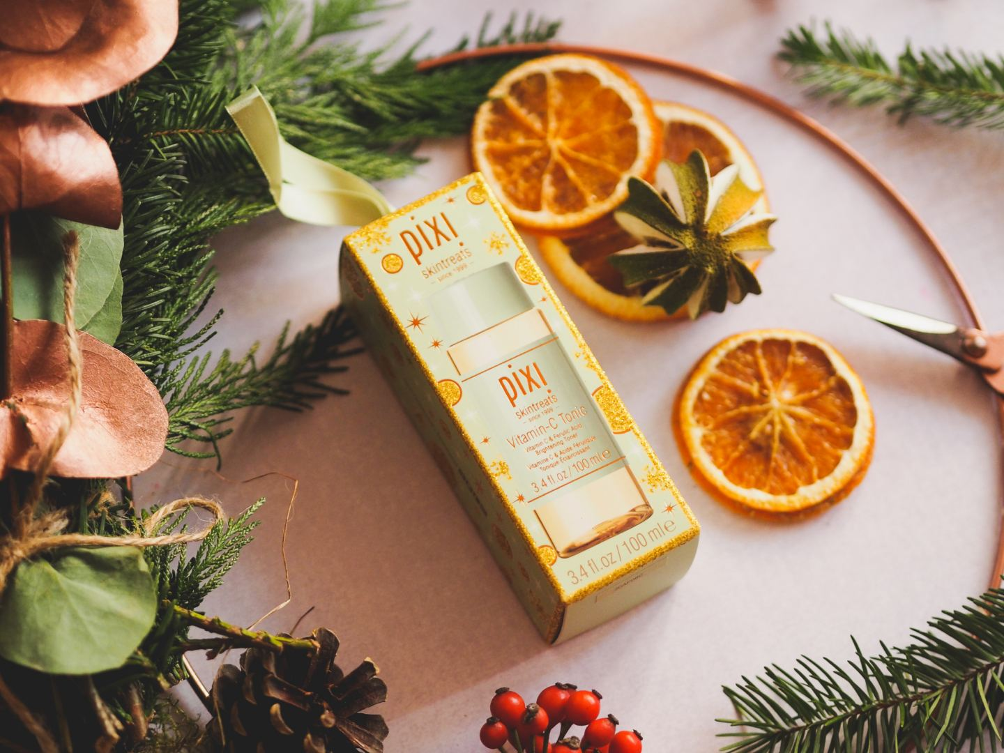 Pixi By Petra Stocking Fillers glow tonic