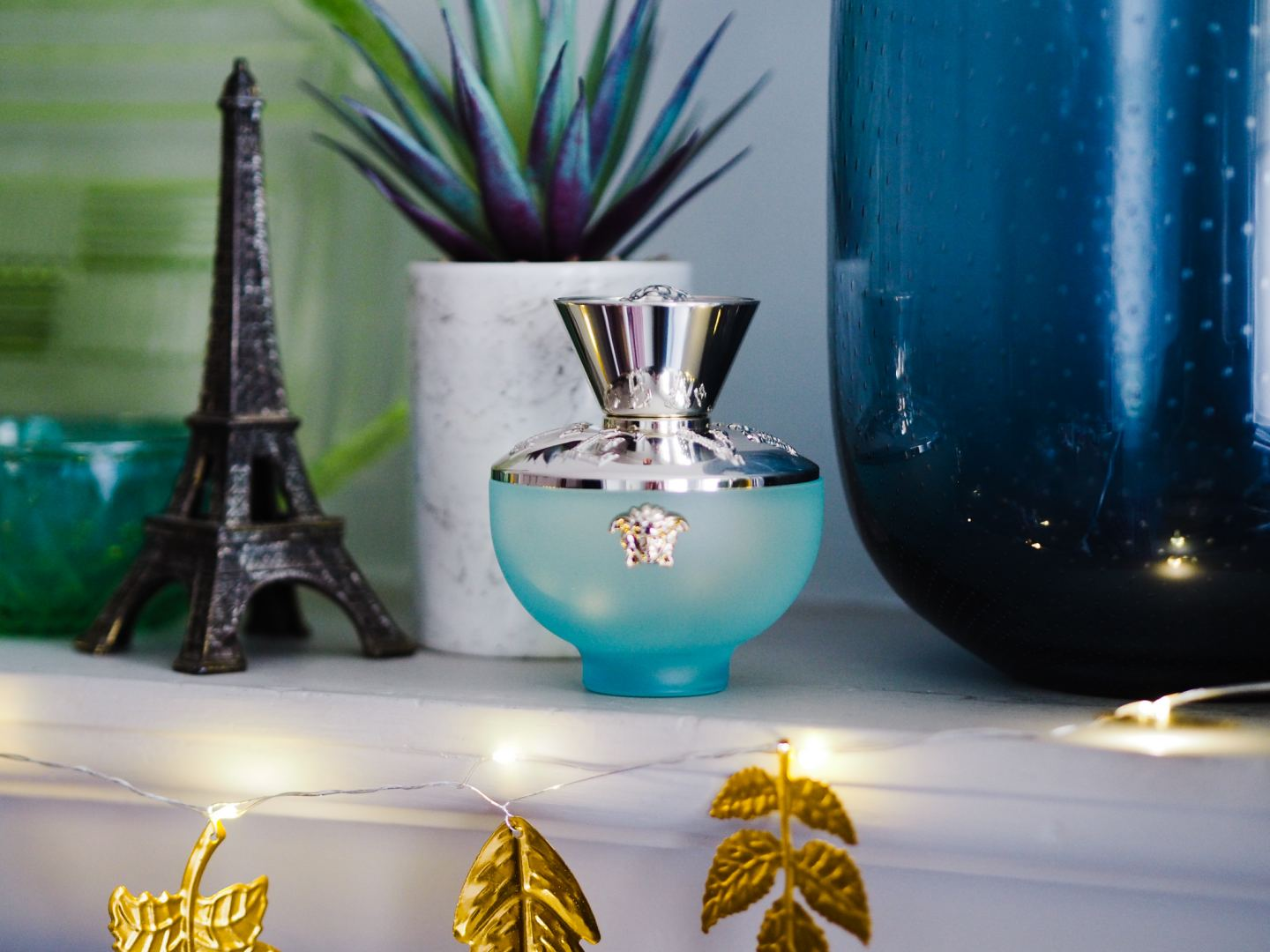 Versace 'Dylan Turquoise' Perfume Review