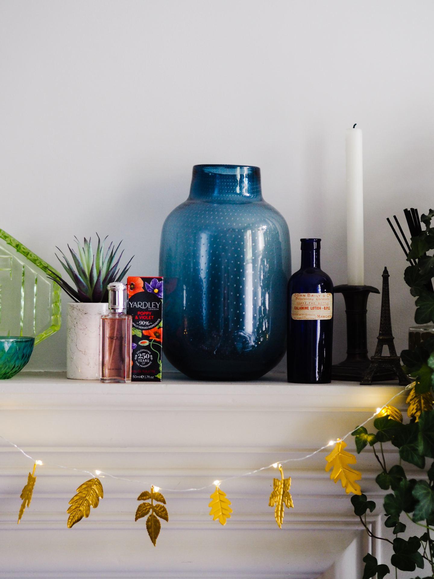 Yardley 'Poppy & Violet' Perfume Review