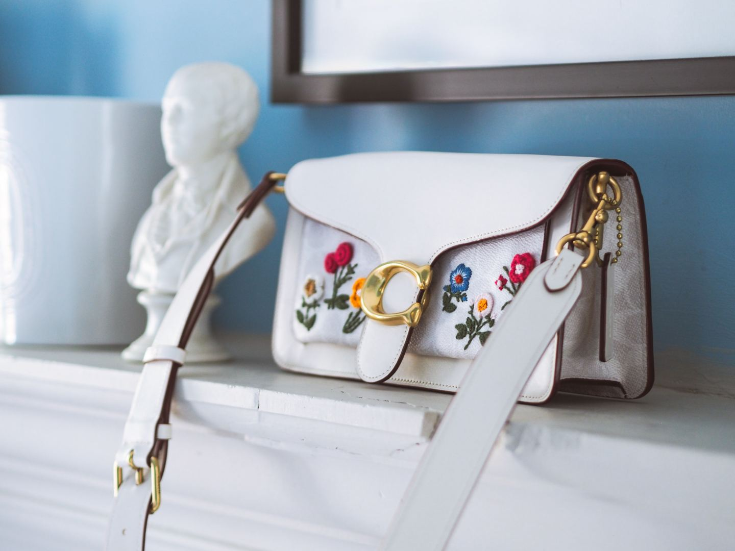 coach bag strap replacement