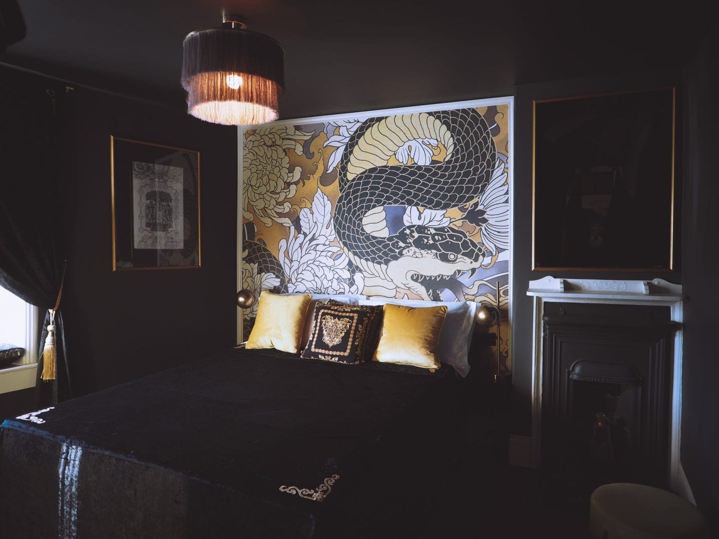black-bedrom-oriental-theme-george-and-heart-margate-kent