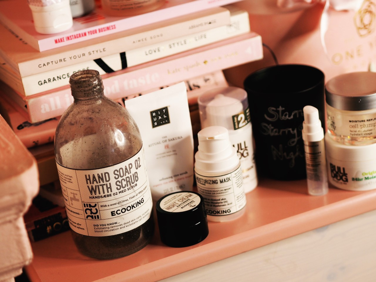 Let's Chat December Beauty Empties!