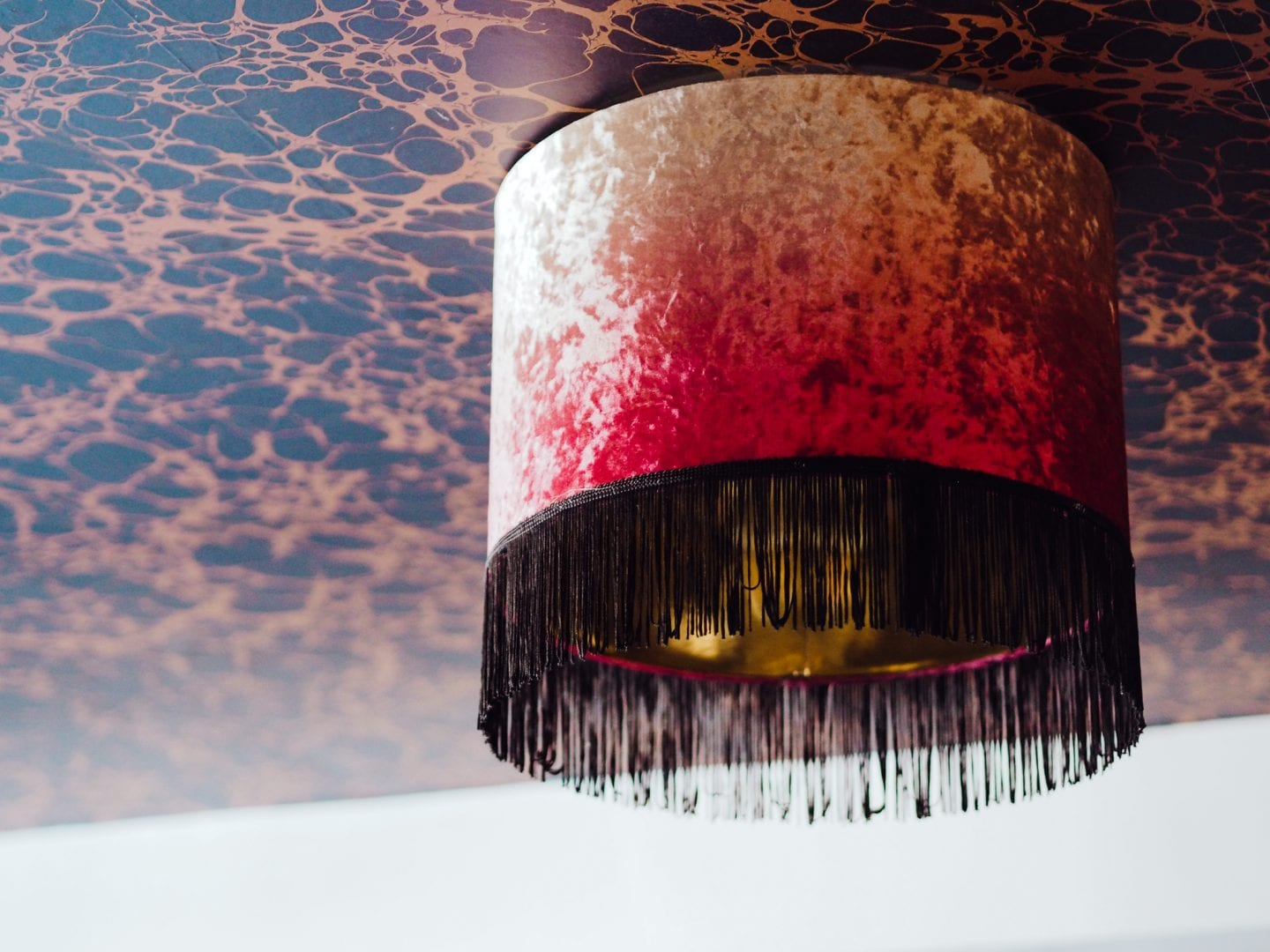 george-and-heart-margate-kent-velvet-and-fringing-lampshade