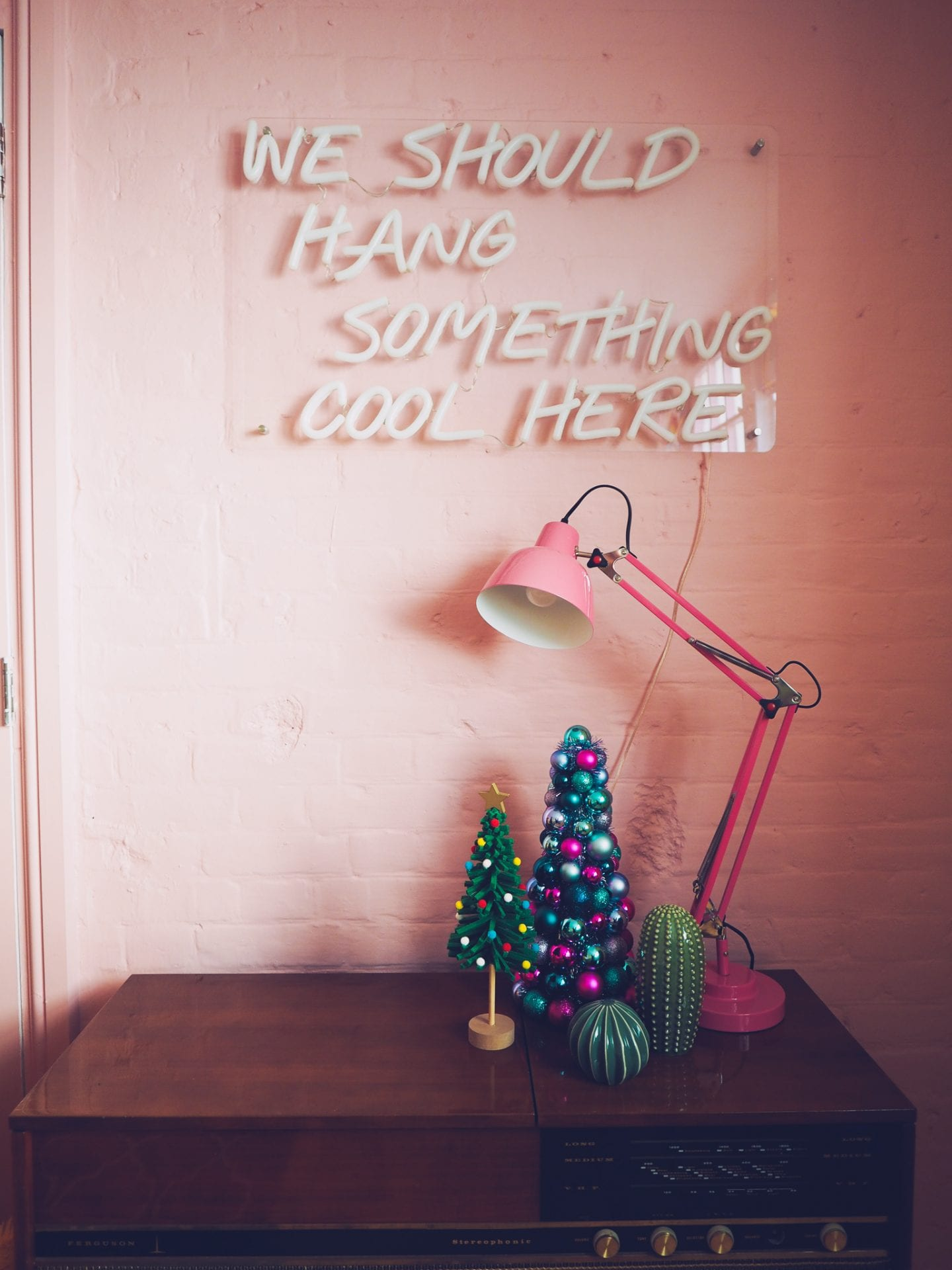 we-should-hang-something-cool-here-neon-sign