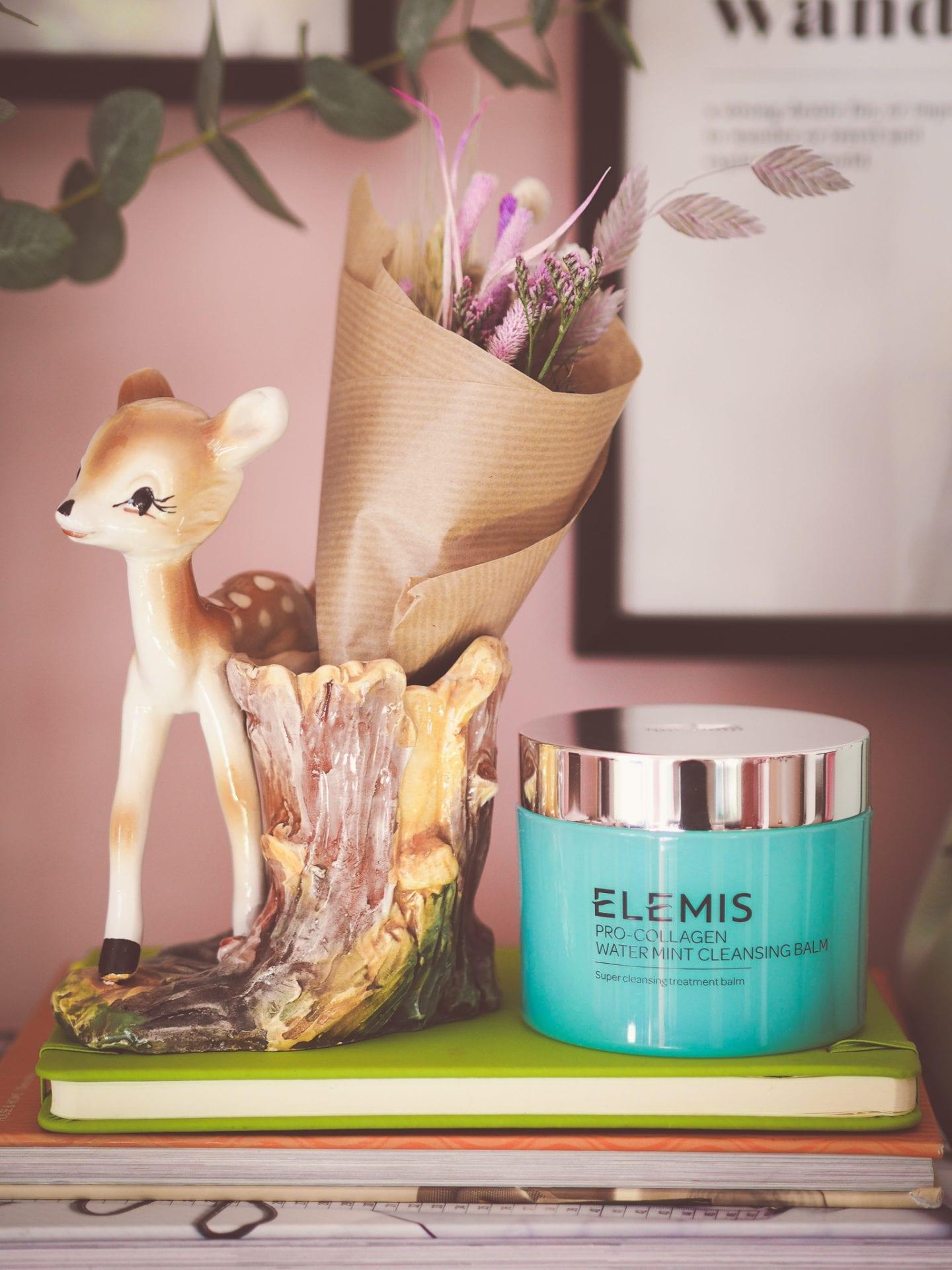 Elemis Pro collagen Water Mint Cleansing Balm