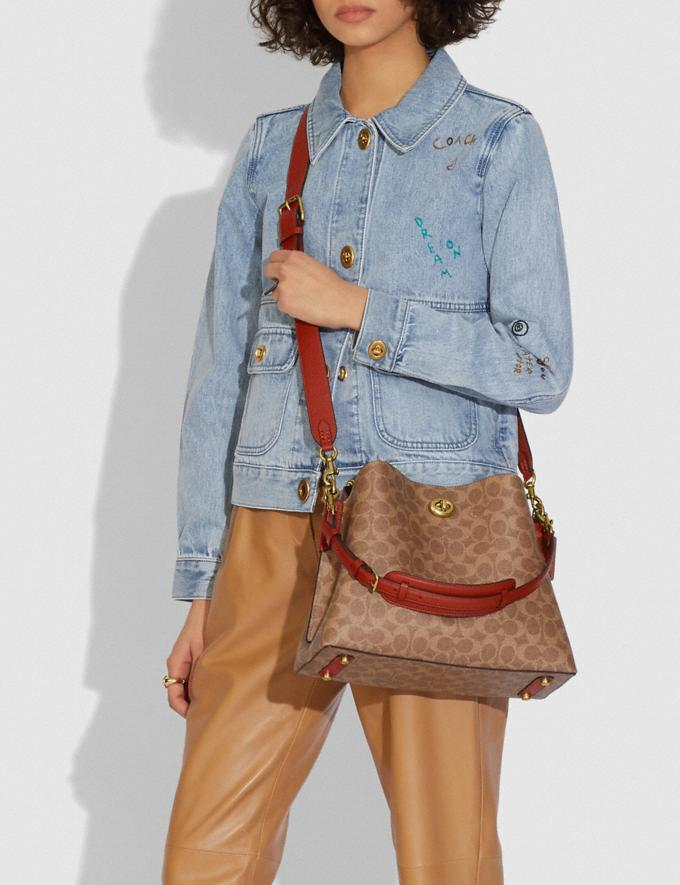 Let's Chat About The Coach Willow Shoulder Bag! (Review)