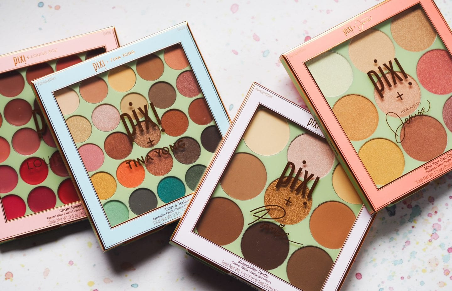 OMG! Have you seen the NEW #PixiPretties Palettes!?