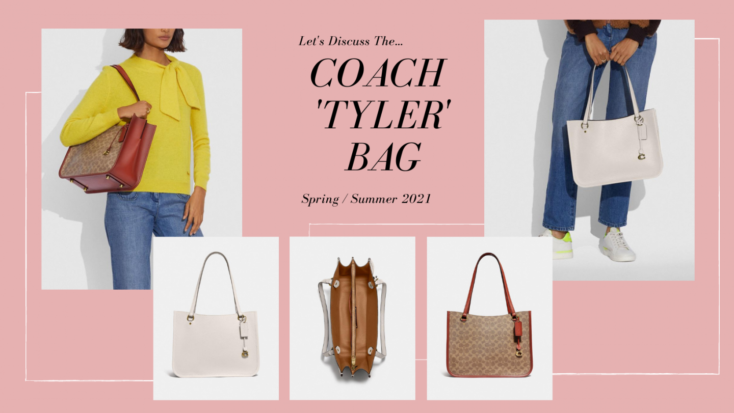 The Coach Tyler Carryall Bag Review (+ PROMO CODE!)