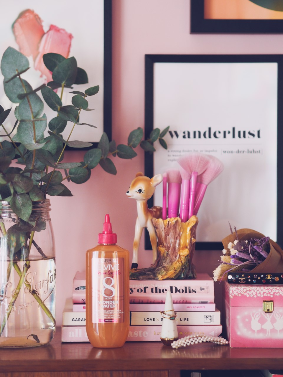 L'Oréal Elvive 8 Second Wonder Water Review 1