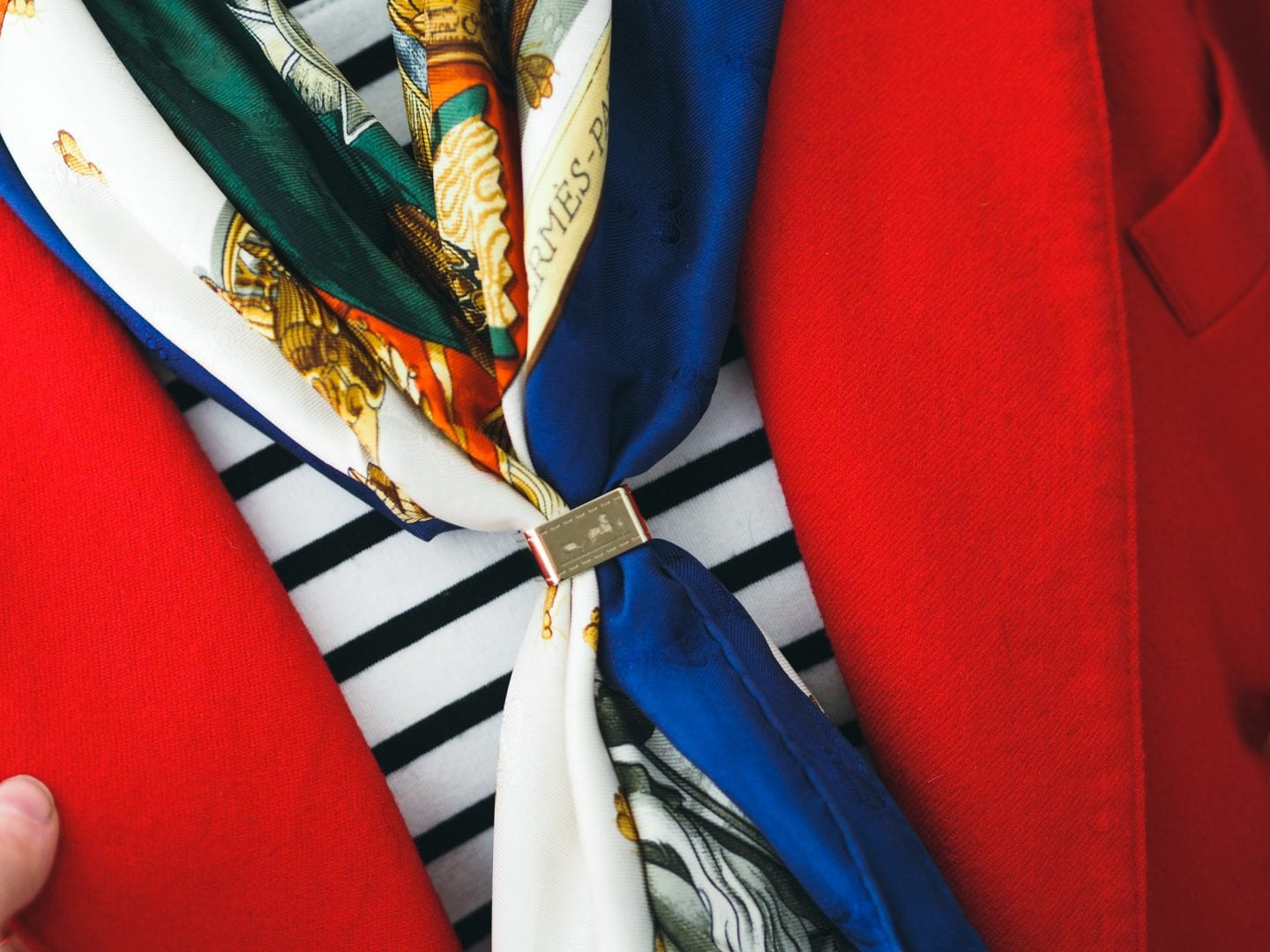 Five Ways To Authenticate A REAL Hermes Scarf