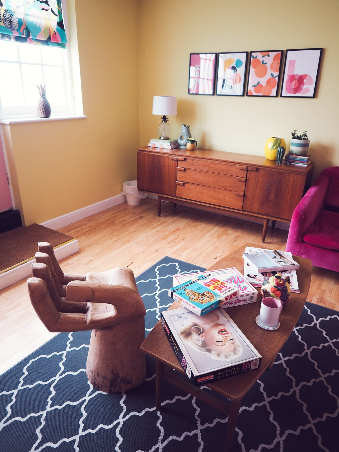 Inside My Colourful Margate Airbnb!
