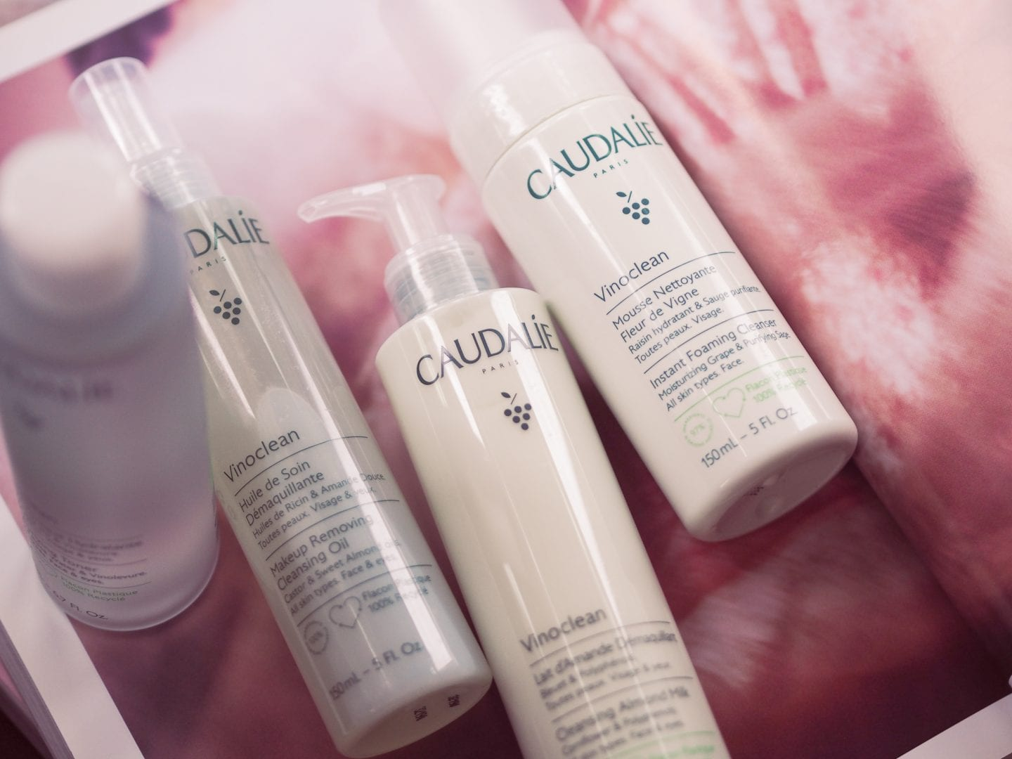 Caudalie: The Vinoclean Collection