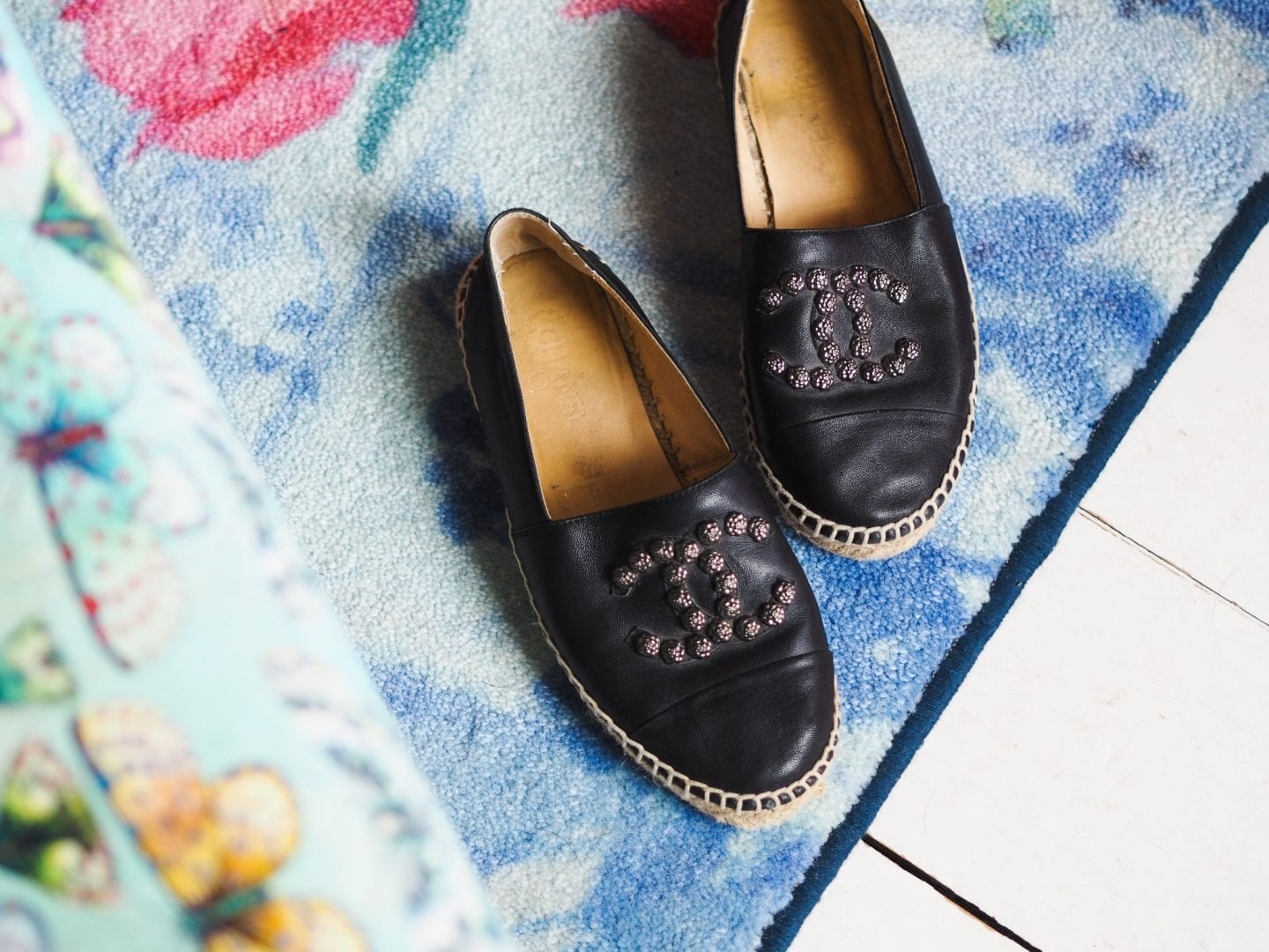 chanel-espadrilles-review-well-worn-review-2021-black-leather