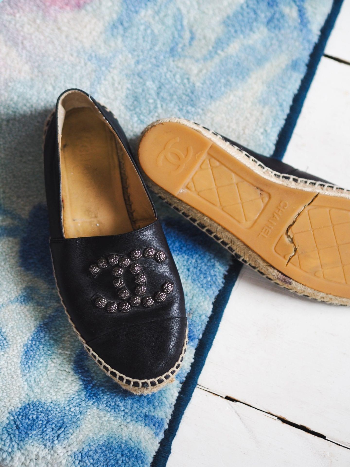 chanel-espadrilles-review-soles-of-shoes-rubber