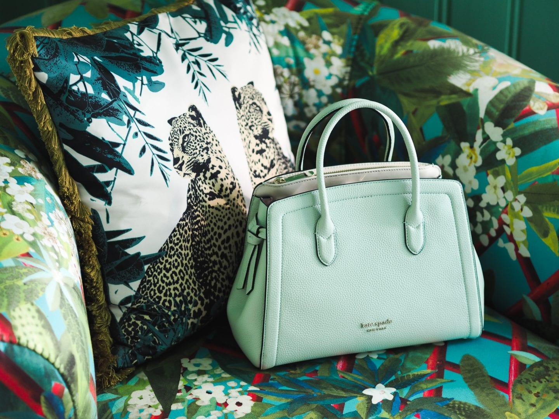 Let's Do A Kate Spade Knott Bag Review!