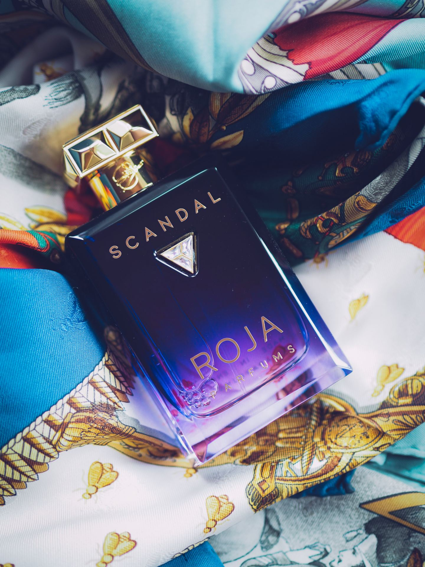 roja parfums scandal review
