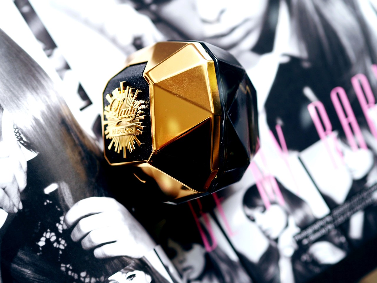 Paco Rabanne Lady Million Fabulous REVIEW perfume