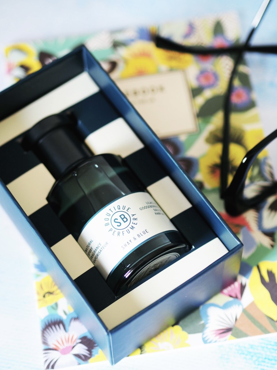 Shay & Blue 'Lilacs & Gooseberries' Perfume