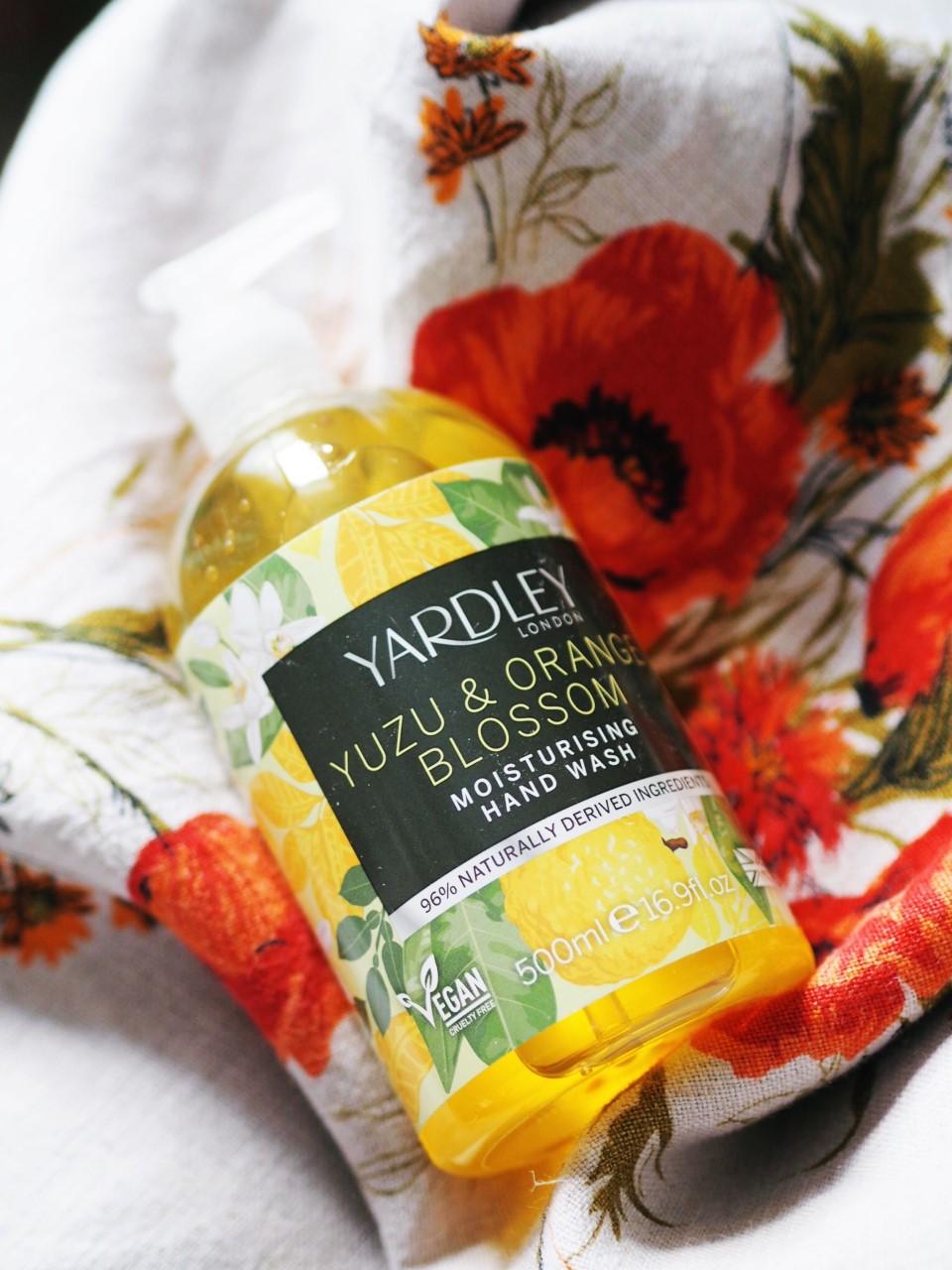 Yardley Hand Wash