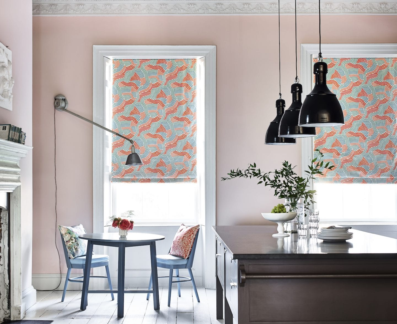 Linwood pastel wallpaper