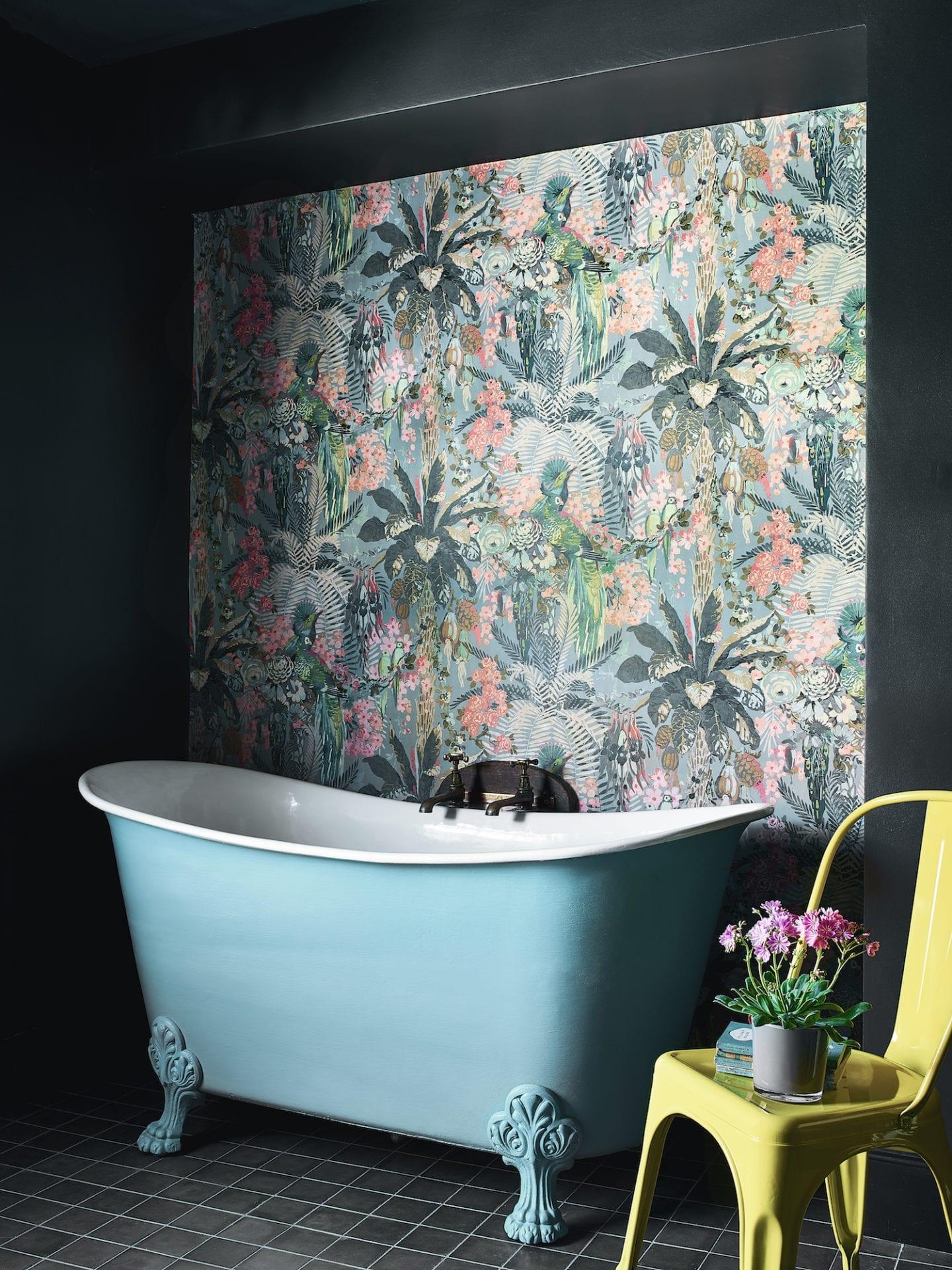 Linwood-tropical-print-wallpaper-feature