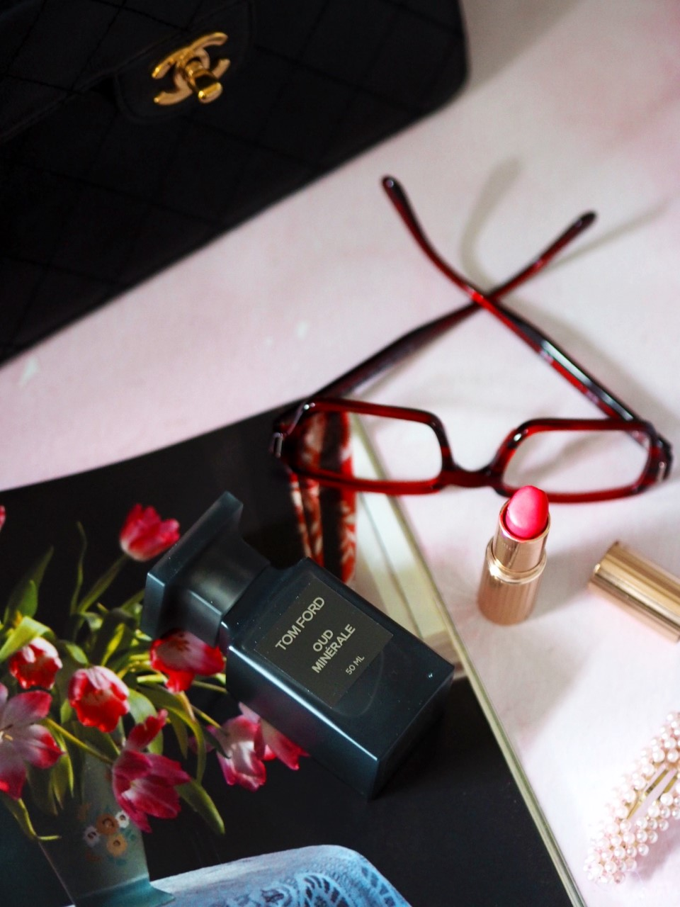 TOM FORD 'Oud Minerale' Fragrance Review perfume