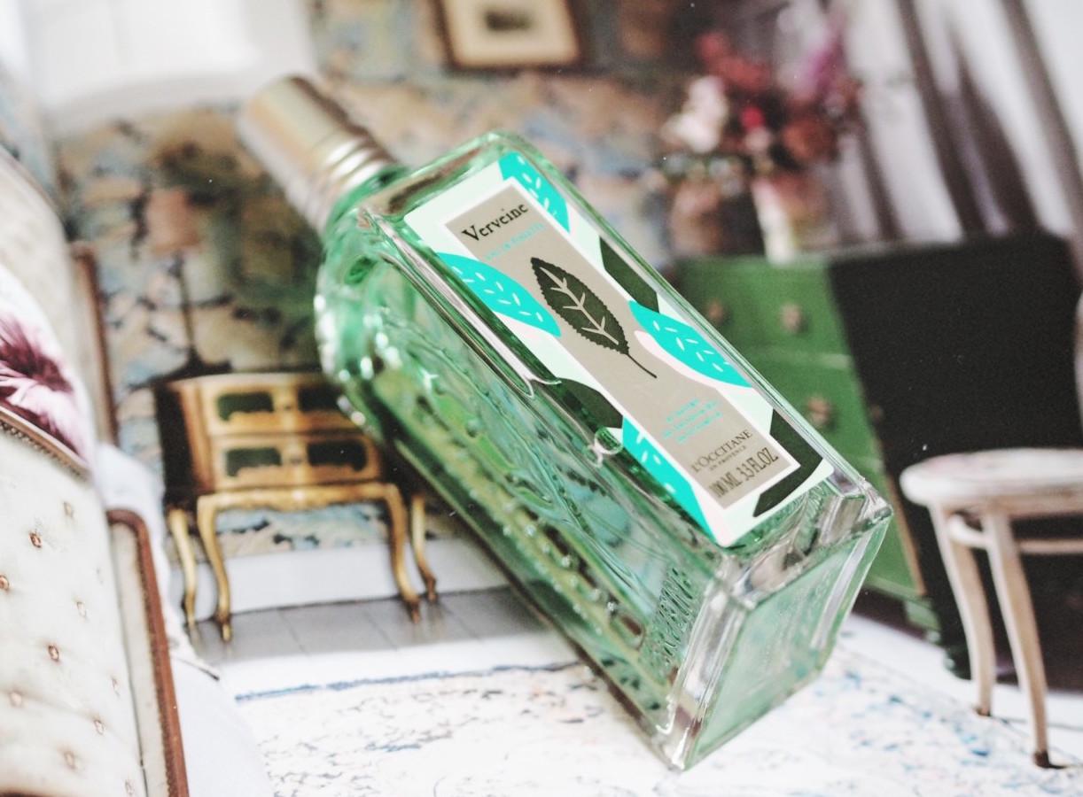 L'Occitane 'Limited Edition Verbena' Eau de Toilette Review perfume 2021