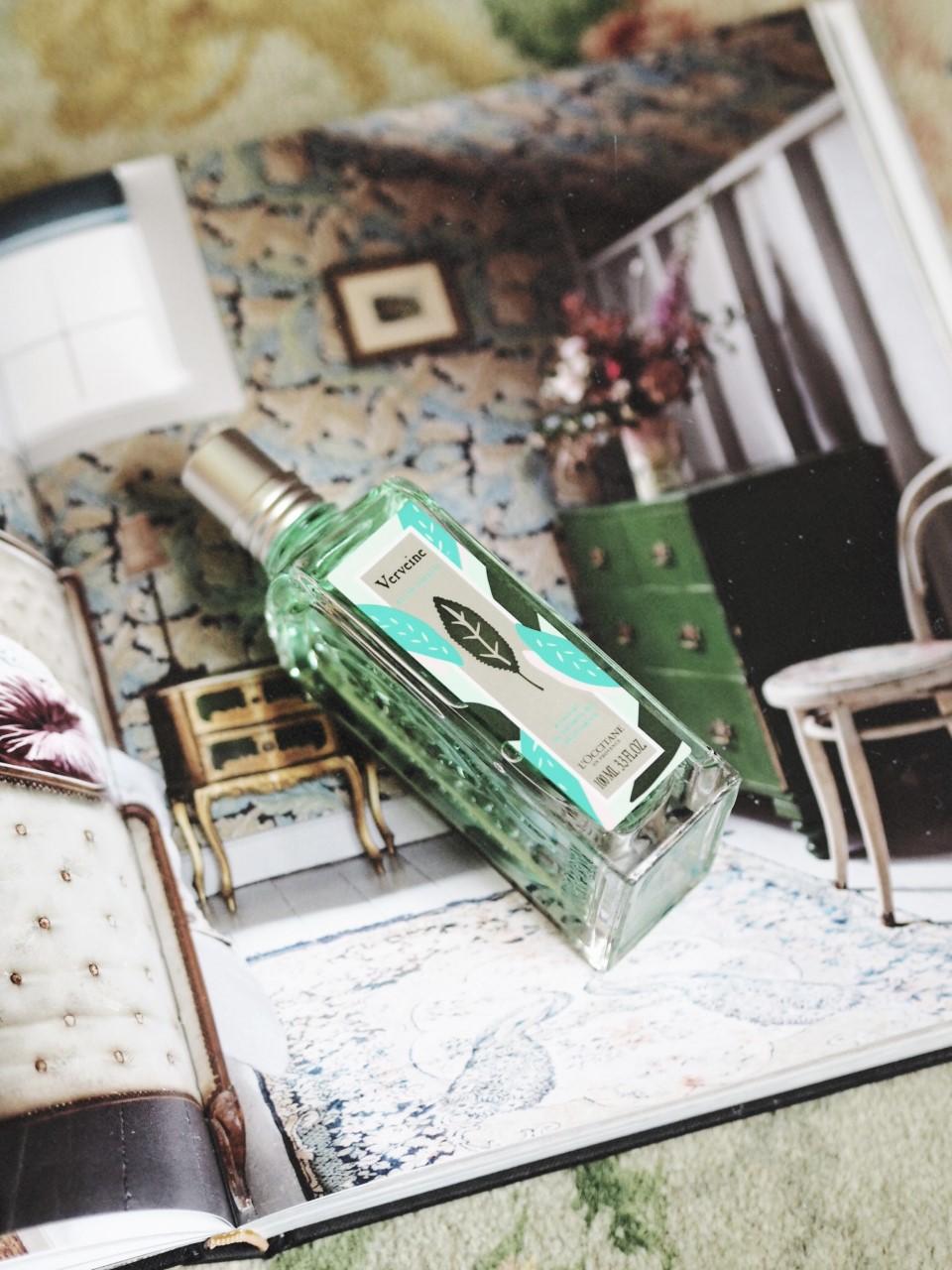 L'Occitane 'Limited Edition Verbena' Eau de Toilette Review perfume review 2021