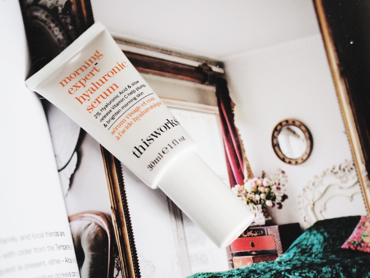 This Works Morning Expert Hyaluronic Serum Review