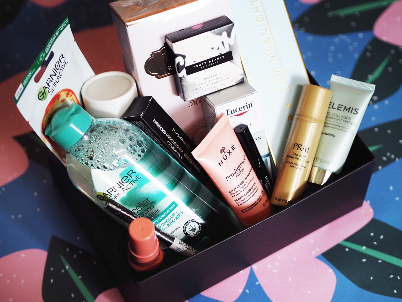What's Inside The Latest In Beauty x The Style Summer Essentials Edit?