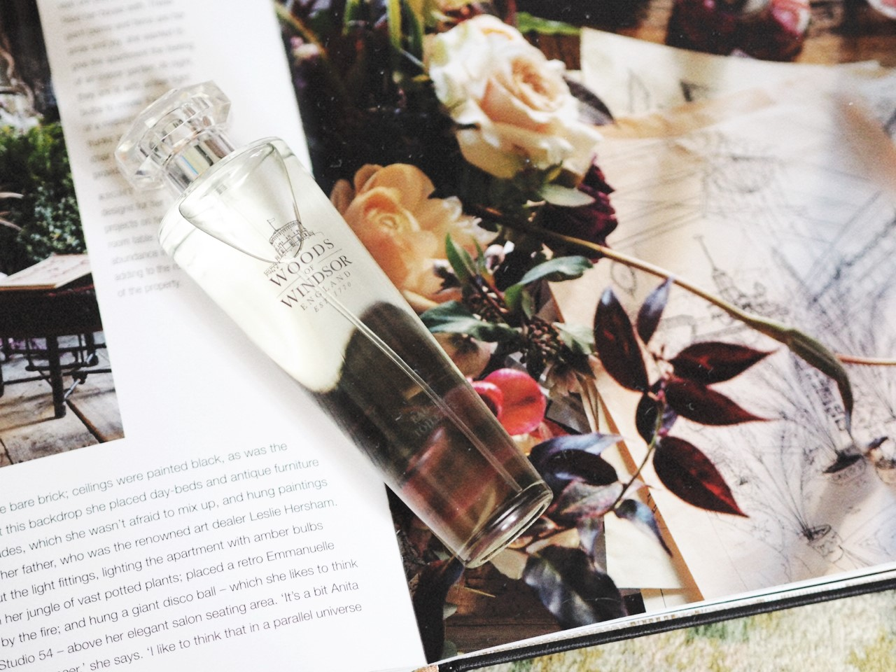 Woods Of Windsor 'White Jasmine' Perfume Review! The Budget Fragrance You Need To Know About!