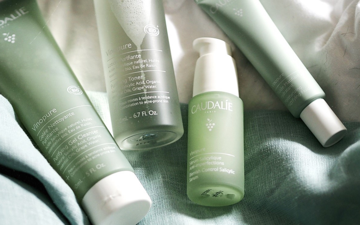Caudalie 'Vinopure' Collection review