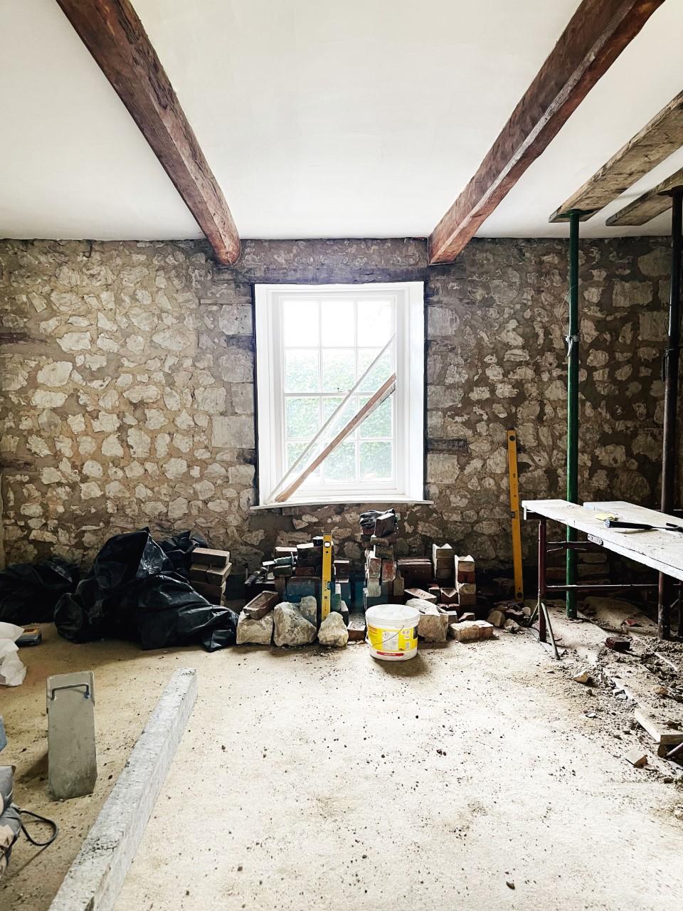 House Renovation Update