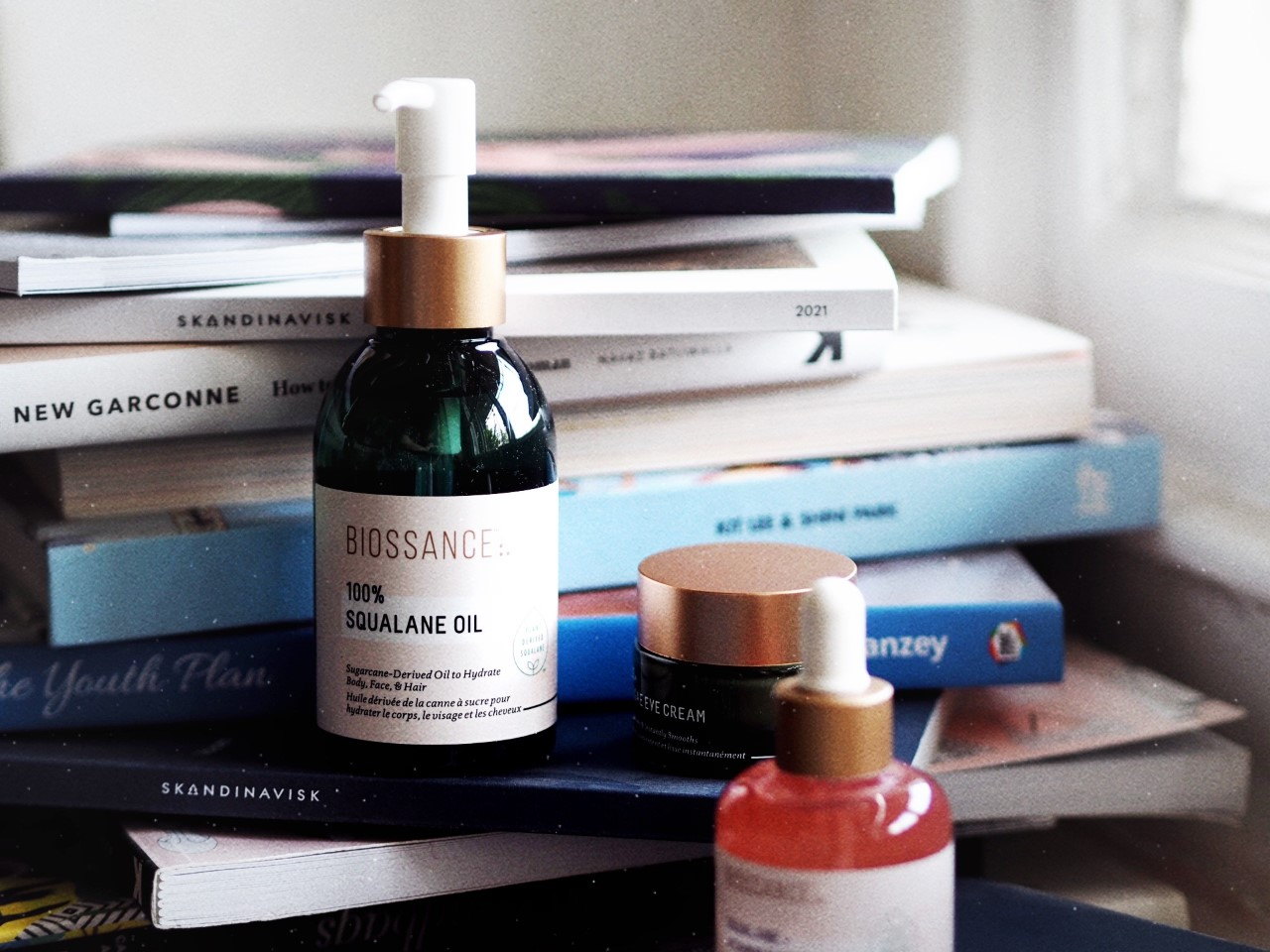 How To Use Biossance 100% Squalane Oil