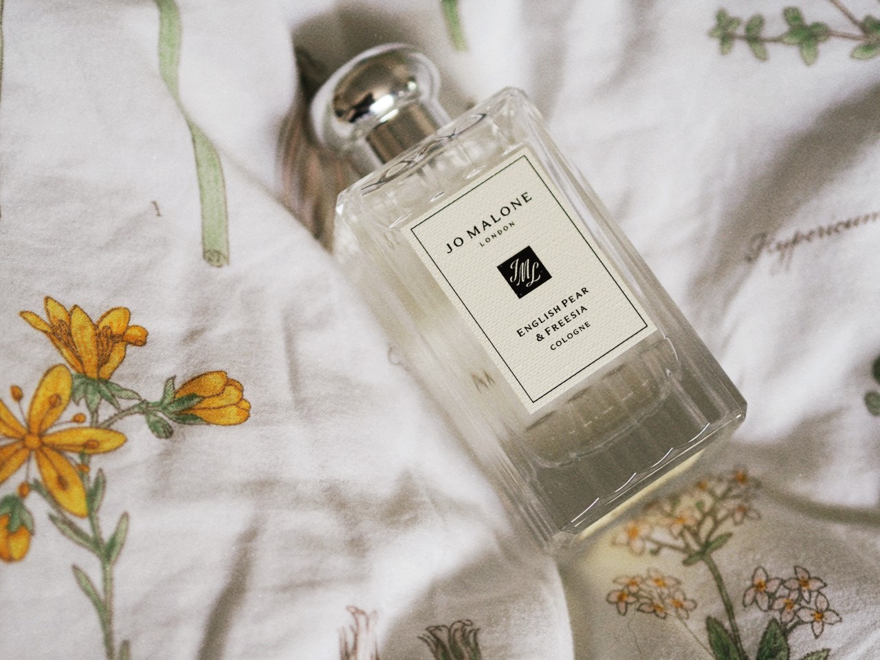 Jo Malone 'English Pear & Freesia' Cologne Review 2021 limited edition