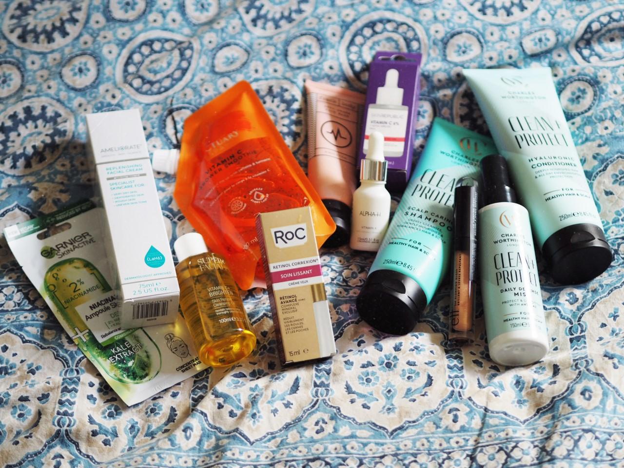 Latest In Beauty X Fabulous 'Beauty Heroes beauty box