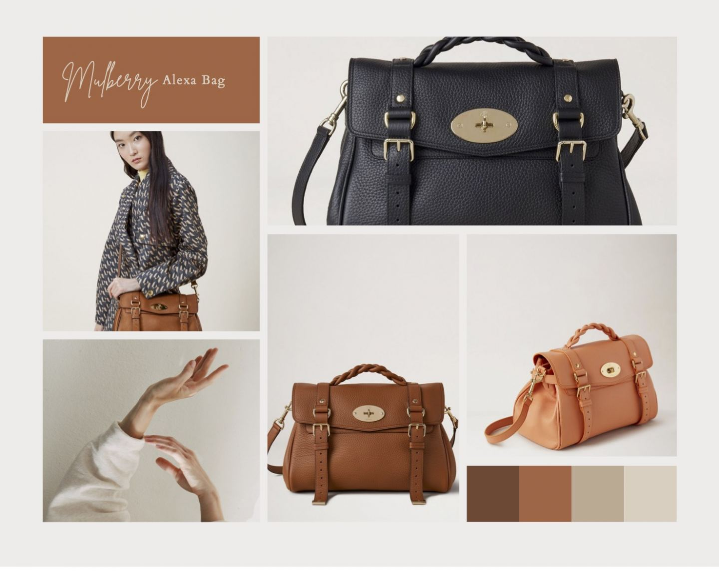 The Mulberry Alexa Bag Is BACK!! Plus a Mulberry Alexa Review!