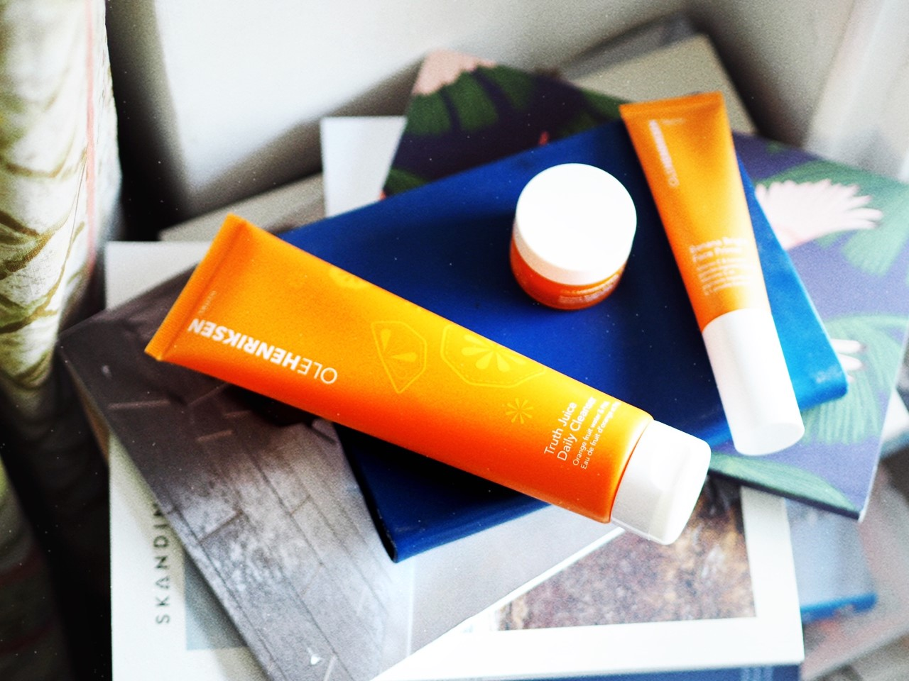 Ole Henriksen Truth Juice Daily Cleanser review 2021