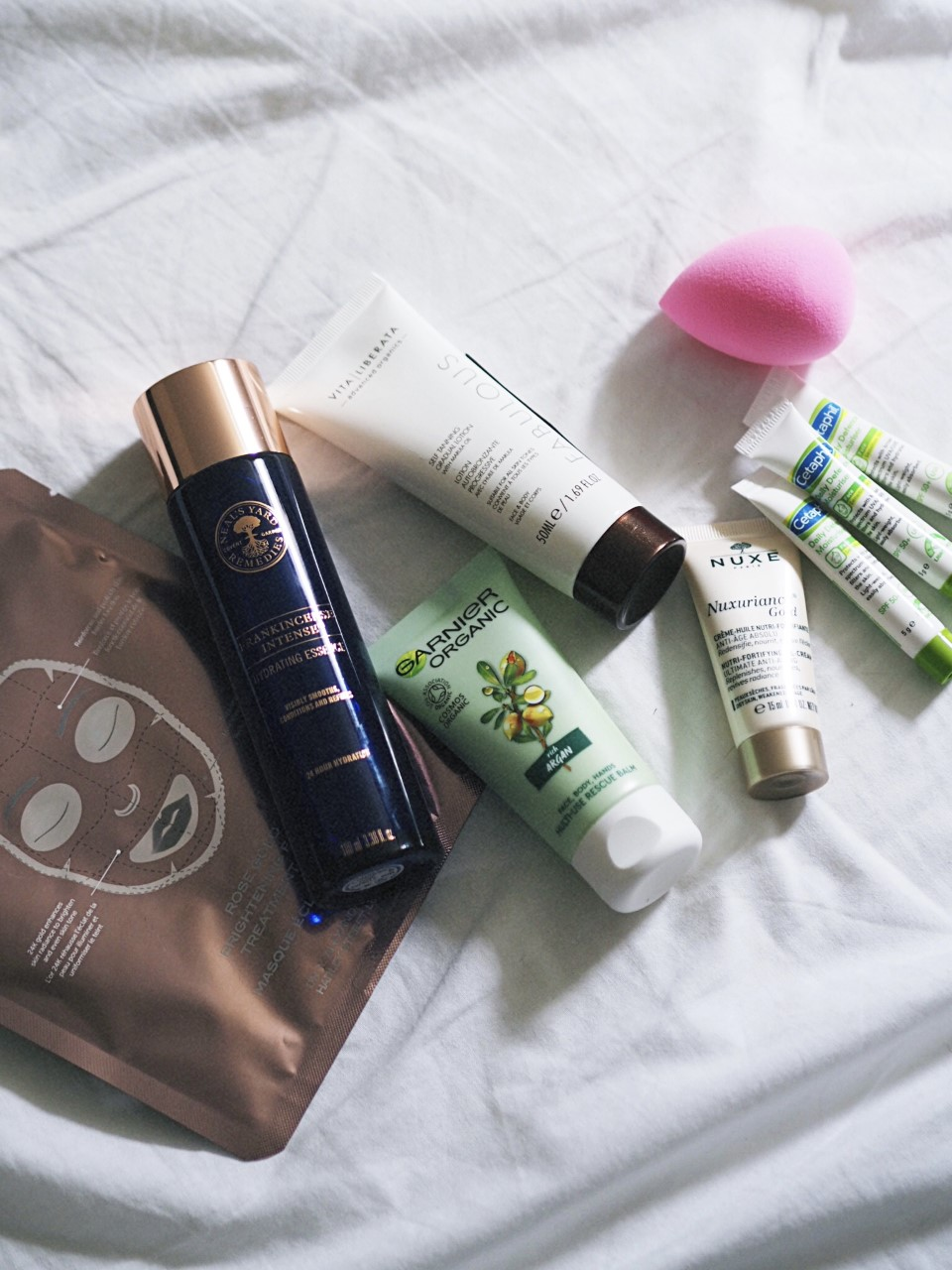 What's In My August Latest In Beauty Box?