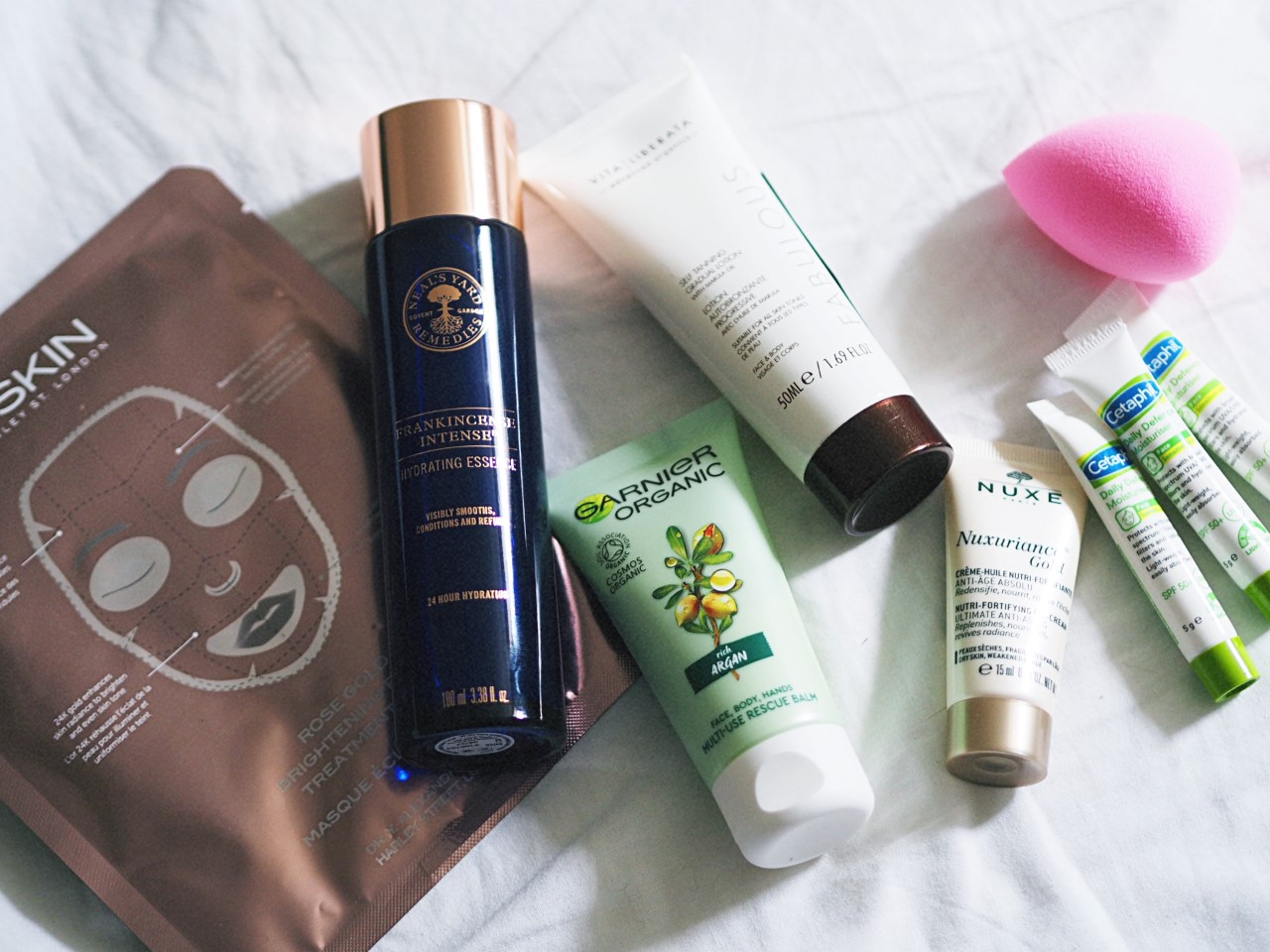 What's In My Latest In Beauty Box?!