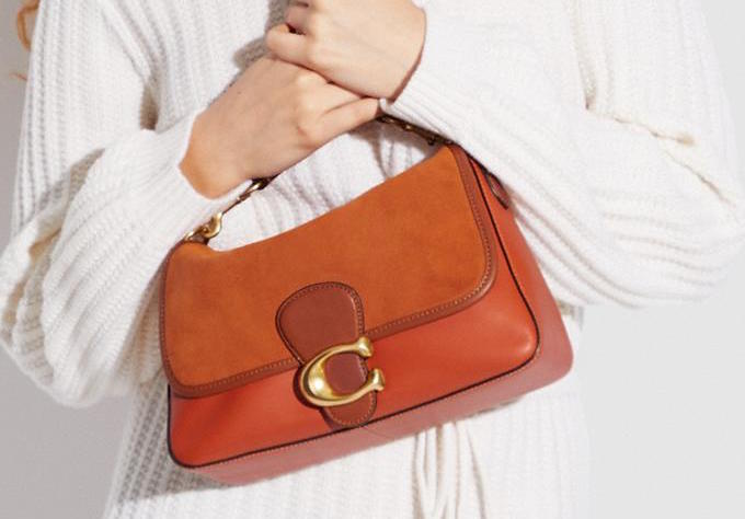 Introducing the Coach Soft Tabby Bag!