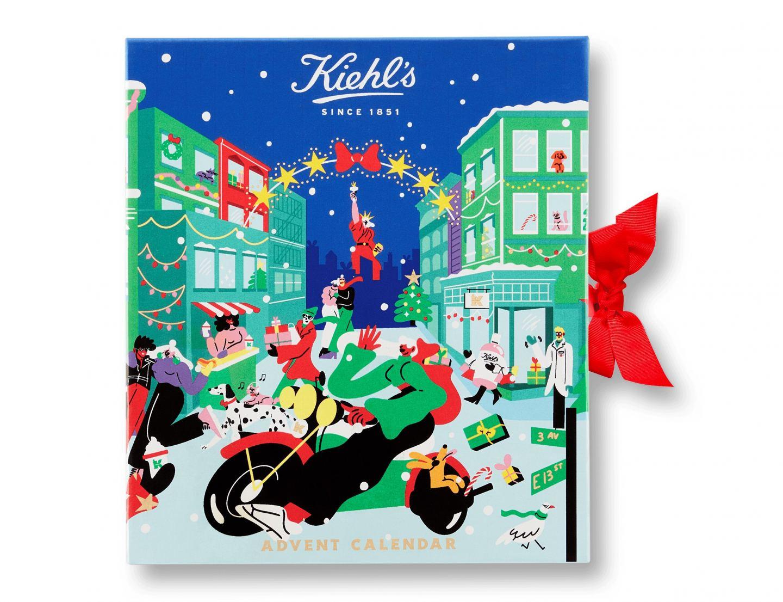 What's Inside The Kiehl's 2021 Advent Calendar!!