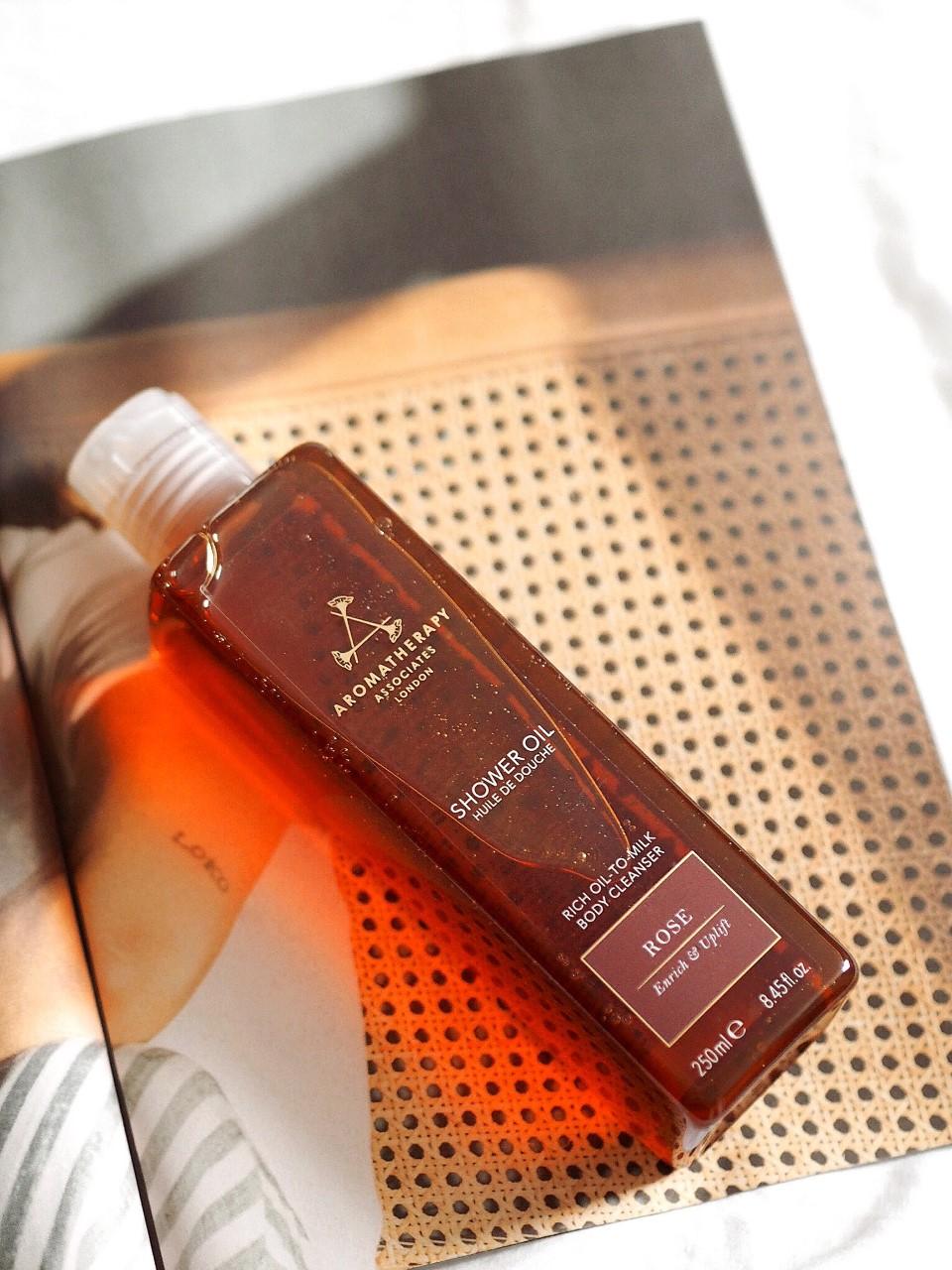Aromatherapy Associates Shower Oil