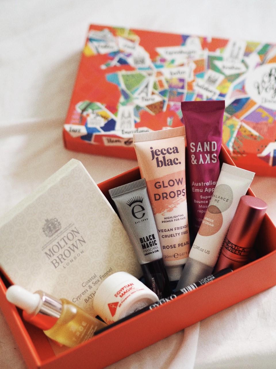 Bon Voyage 'Minibreak' Beauty Box