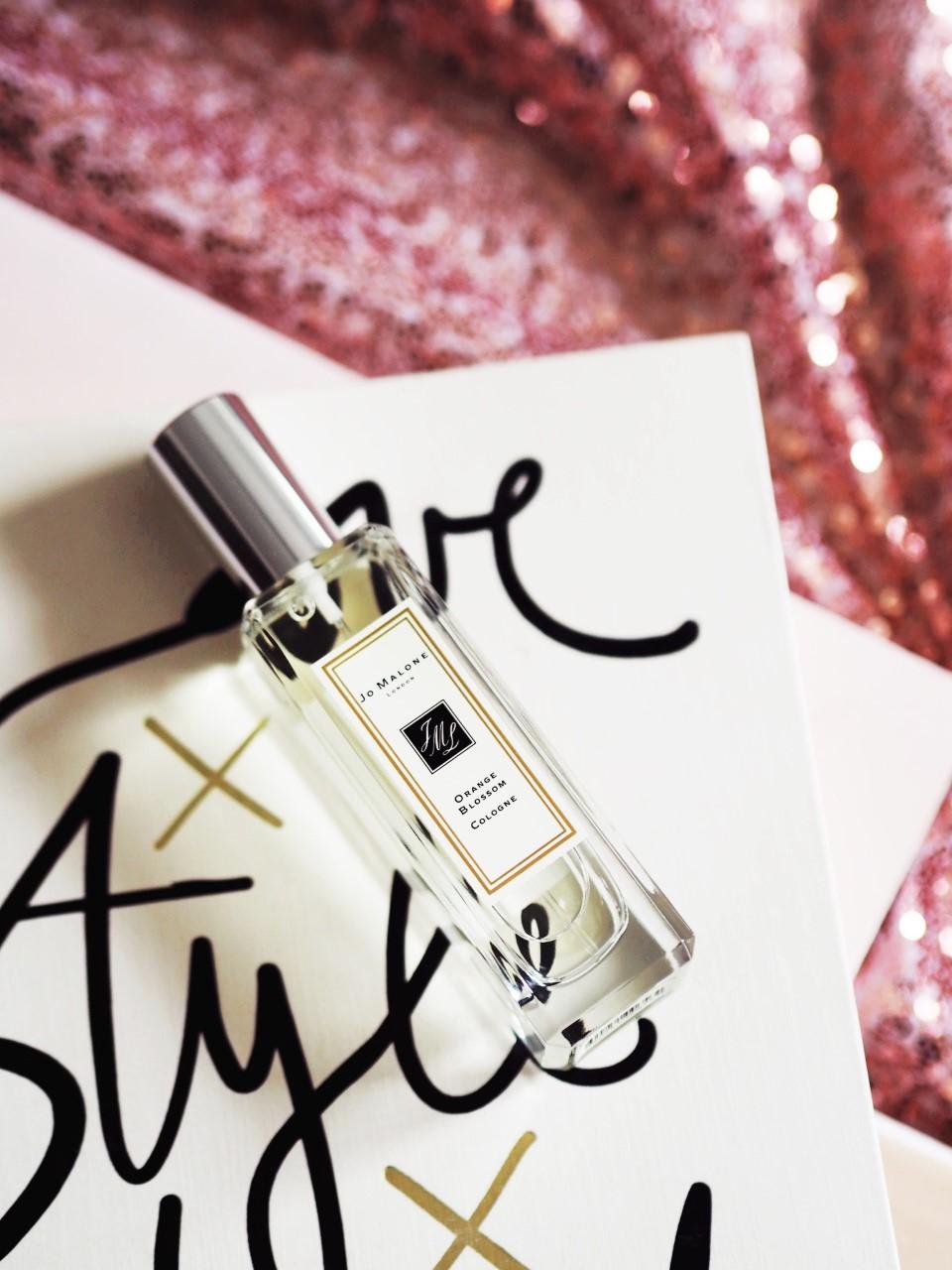Jo Malone 'Orange Blossom' Cologne Review perfume